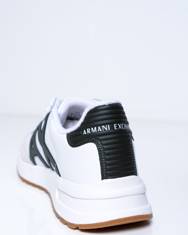 Sneakers Armani Exchange LOGO AX COLOR Bianco - Foto 3