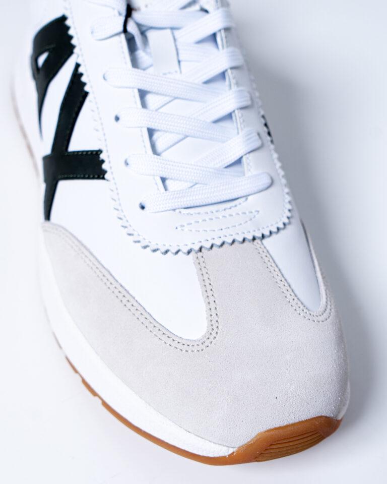 Sneakers Armani Exchange LOGO AX COLOR Bianco - Foto 4