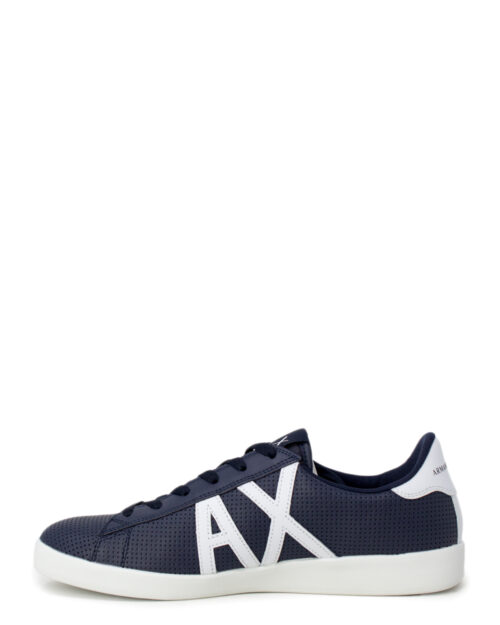 Sneakers Armani Exchange ACTION LEATHER Blu – 40298