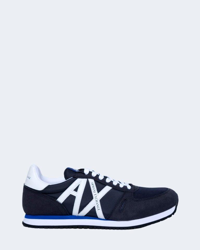 Sneakers Armani Exchange - Blue scuro - Foto 1