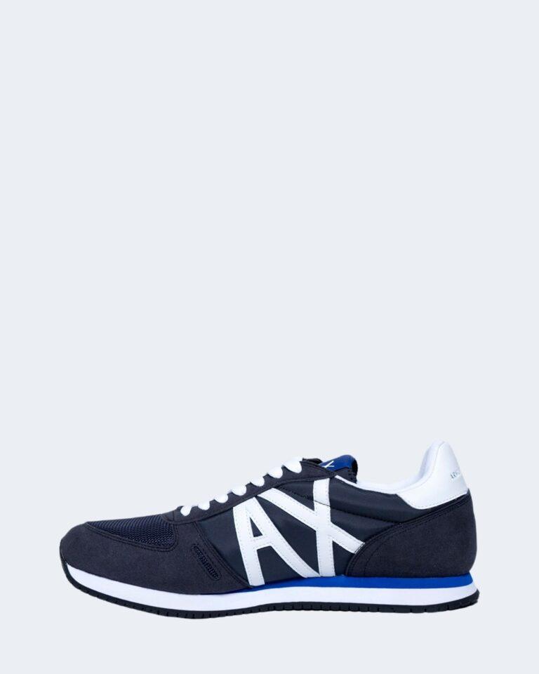 Sneakers Armani Exchange - Blue scuro - Foto 2