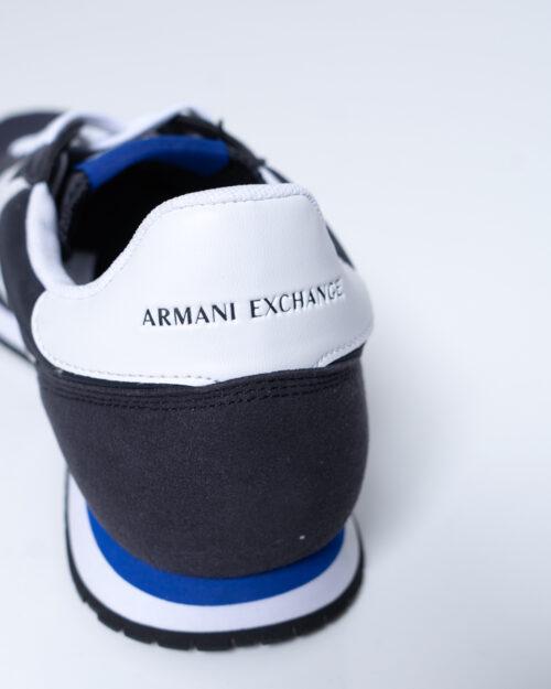 Sneakers Armani Exchange - Blue scuro - Foto 3