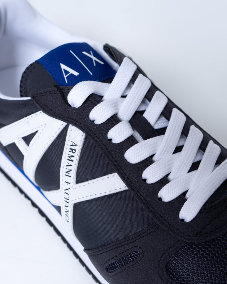 Sneakers Armani Exchange - Blue scuro - Foto 4