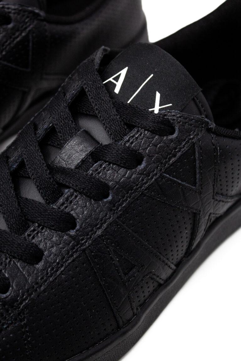 Sneakers Armani Exchange Action Nero - Foto 2