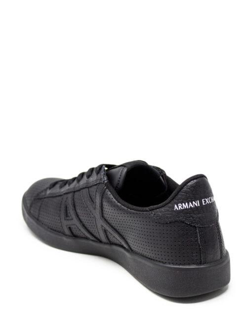 Sneakers Armani Exchange Action Nero - Foto 4