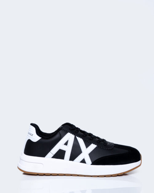 Sneakers Armani Exchange LOGO AX COLOR Nero – 54334