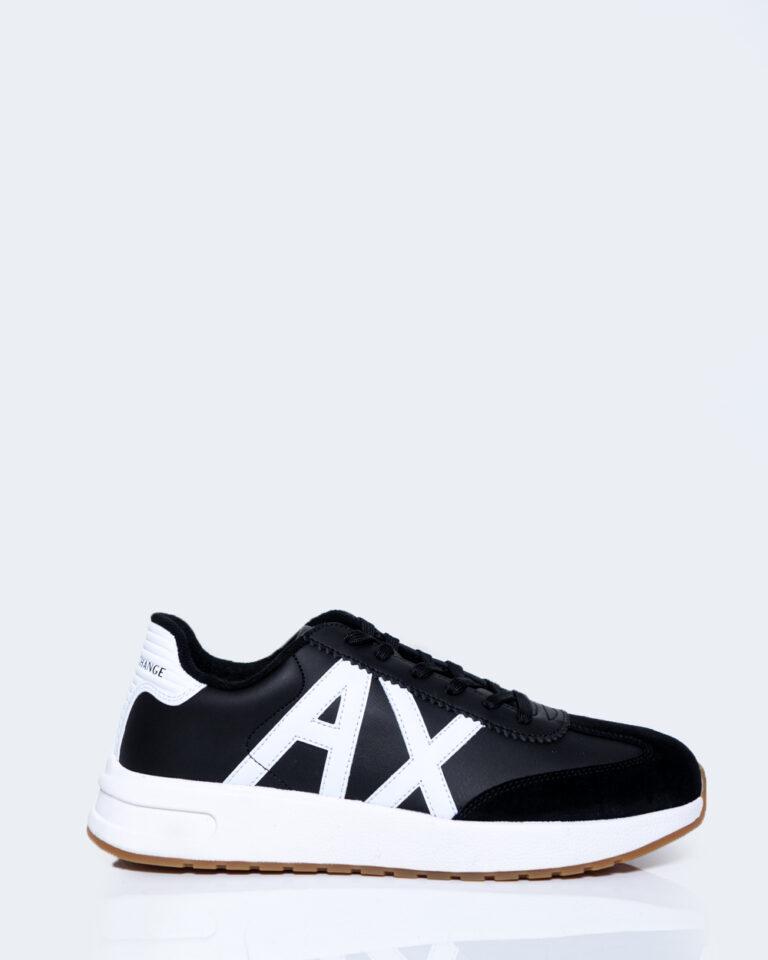 Sneakers Armani Exchange LOGO AX COLOR Nero - Foto 1