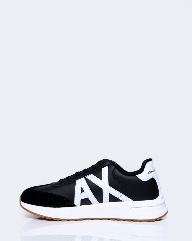 Sneakers Armani Exchange LOGO AX COLOR Nero - Foto 2