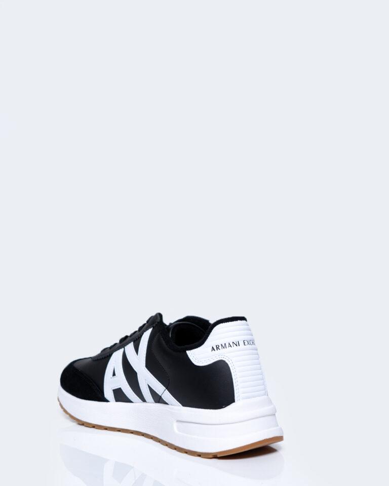 Sneakers Armani Exchange LOGO AX COLOR Nero - Foto 3