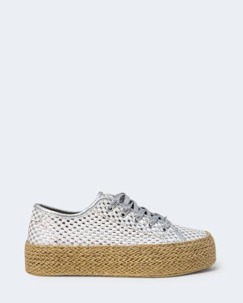 Sneakers Cafè Noir FASCIA CORDA Bianco – 66272