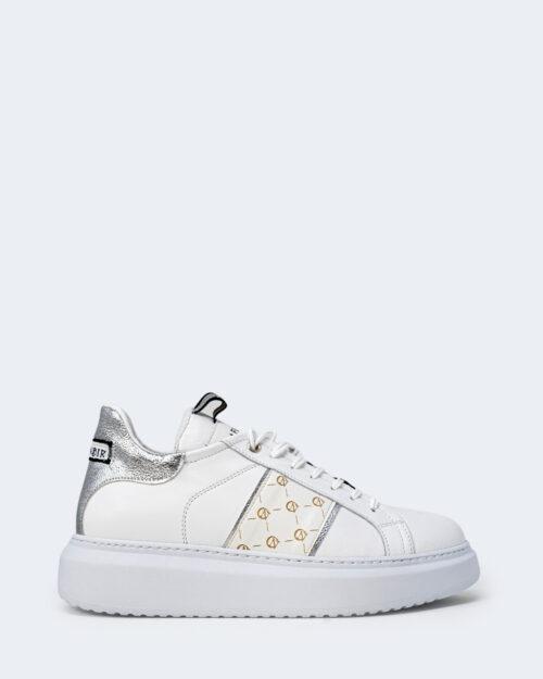 Sneakers Cafè Noir FASCIA LOGATA LATERALE Bianco – 66274