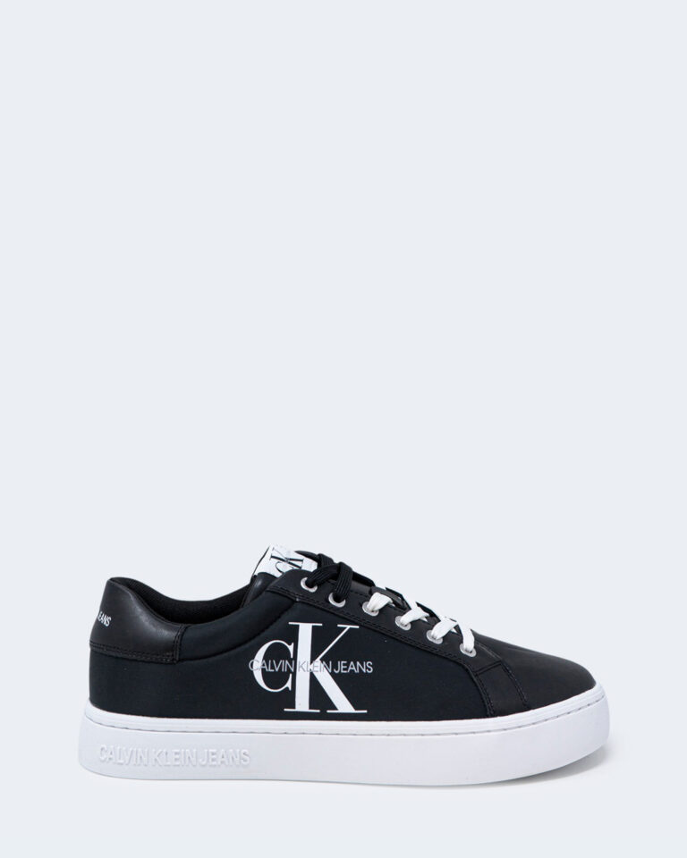 Sneakers Calvin Klein Jeans CUPSOLE SNEAKER LACE Nero - Foto 1