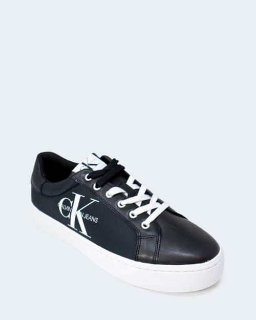 Sneakers Calvin Klein Jeans CUPSOLE SNEAKER LACE Nero - Foto 3