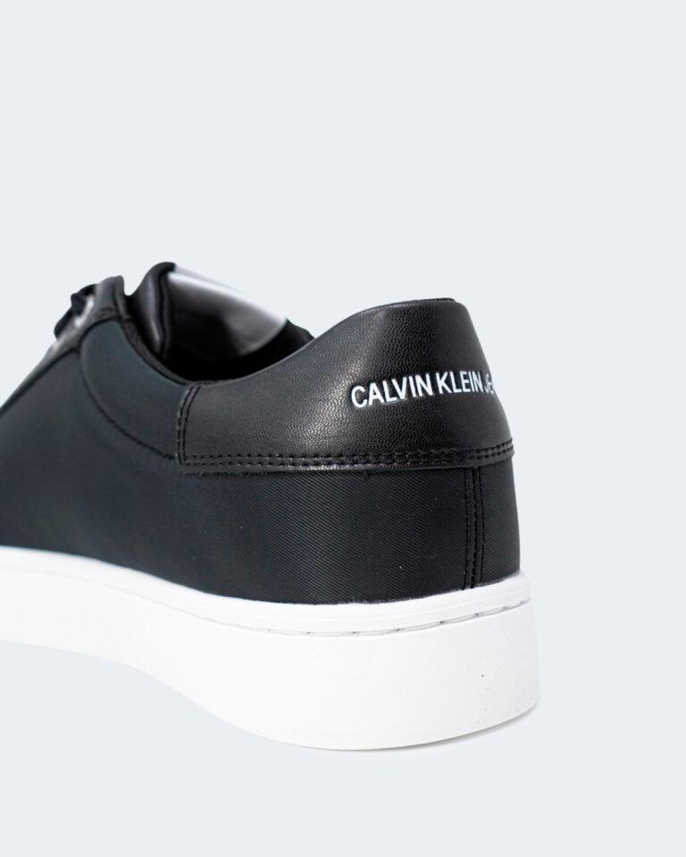 Sneakers Calvin Klein Jeans CUPSOLE SNEAKER LACE Nero - Foto 4