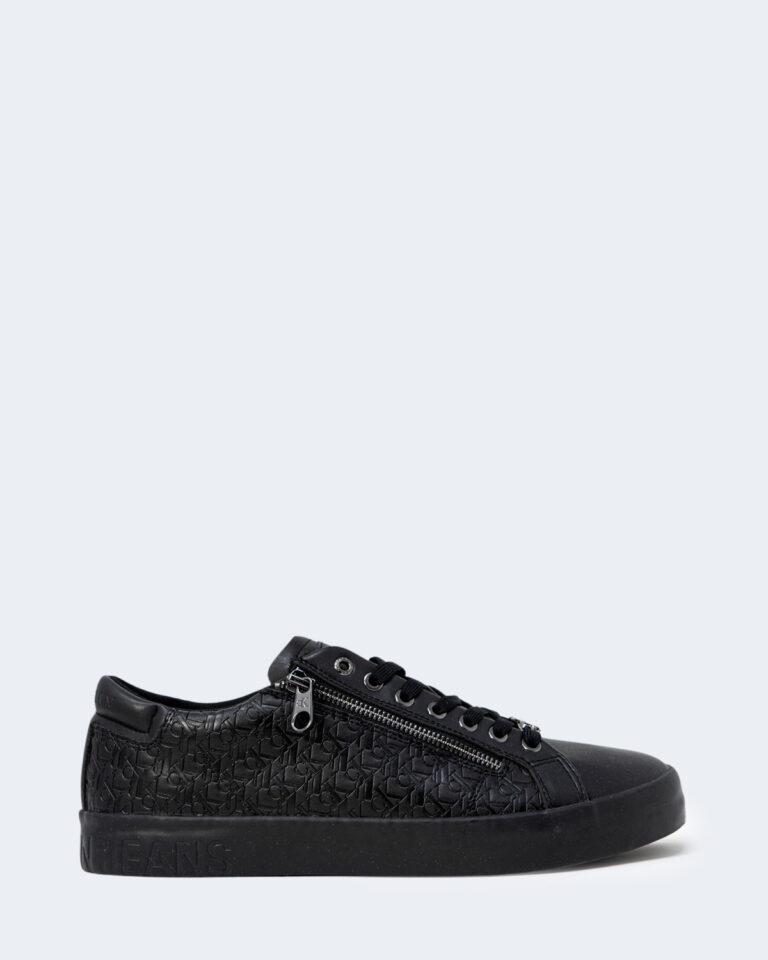Sneakers Calvin Klein Jeans VULCANIZED LACEUP ZI Nero - Foto 1
