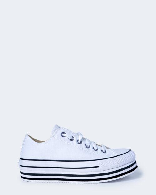 Sneakers Converse CHUCK TAYLOR ALL STAR PLATFORM Bianco – 66861