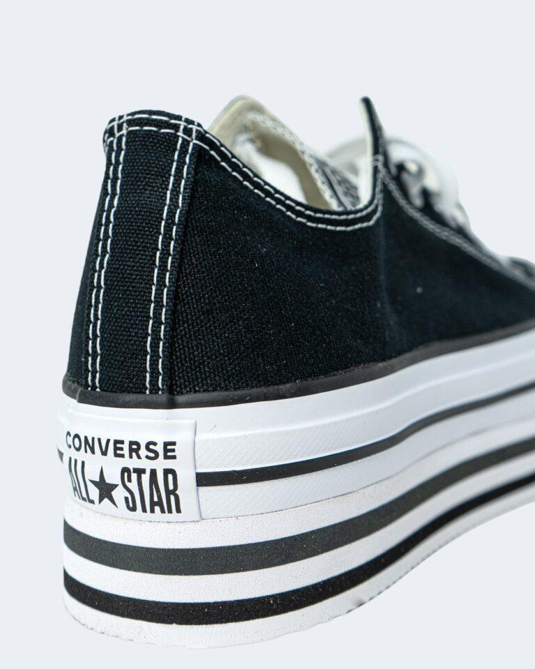 Sneakers Converse  Nero - Foto 4