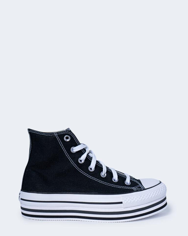 Sneakers Converse CHUCK TAYLOR ALL STAR PLATFORM Nero - Foto 2