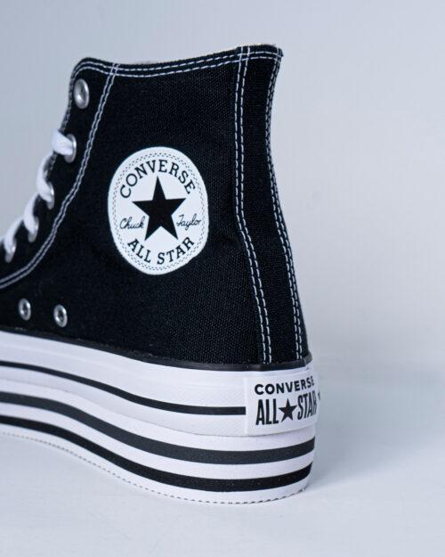 Sneakers Converse CHUCK TAYLOR ALL STAR PLATFORM Nero - Foto 3
