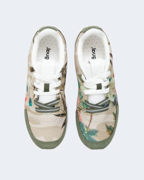 Sneakers Desigual RUNNER Beige – 66120