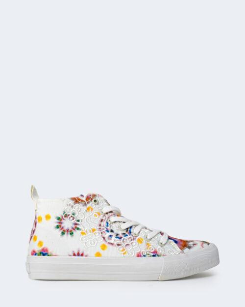 Sneakers Desigual BETA LACE TIE DYE Bianco – 66089