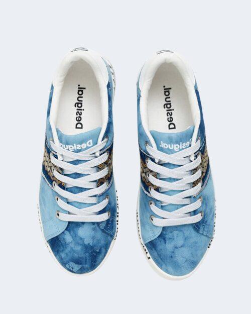 Sneakers Desigual COSMIC Blue Denim Chiaro – 66098