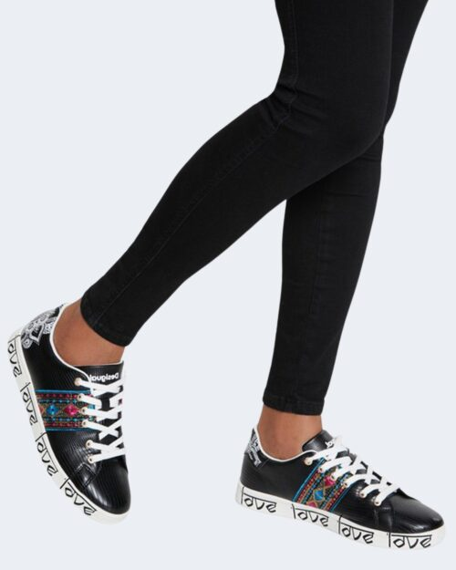 Sneakers Desigual COSMIC EXOTIC Nero – 66114