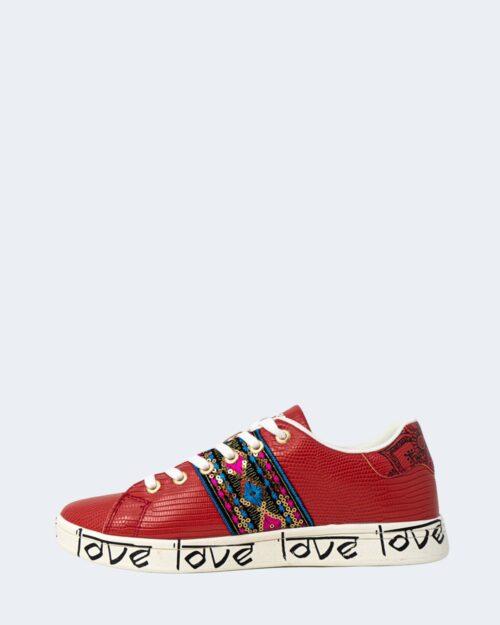 Sneakers Desigual COSMIC EXOTIC Rosso – 66114