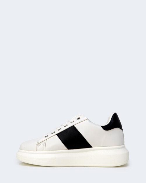 Sneakers Gio Cellini BORCHIE LATERALI Bianco – 68436