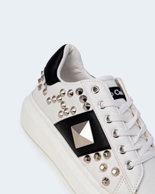 Sneakers Gio Cellini BORCHIE LATERALI Bianco - Foto 3