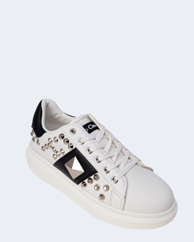 Sneakers Gio Cellini BORCHIE LATERALI Bianco - Foto 4
