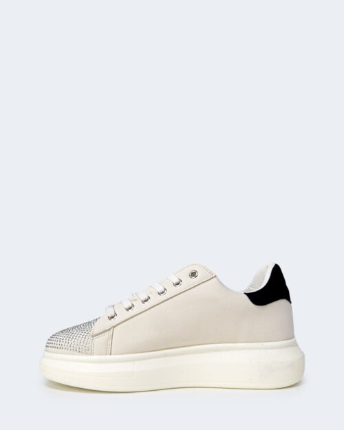 Sneakers Gio Cellini SWAROSKI Bianco – 68437