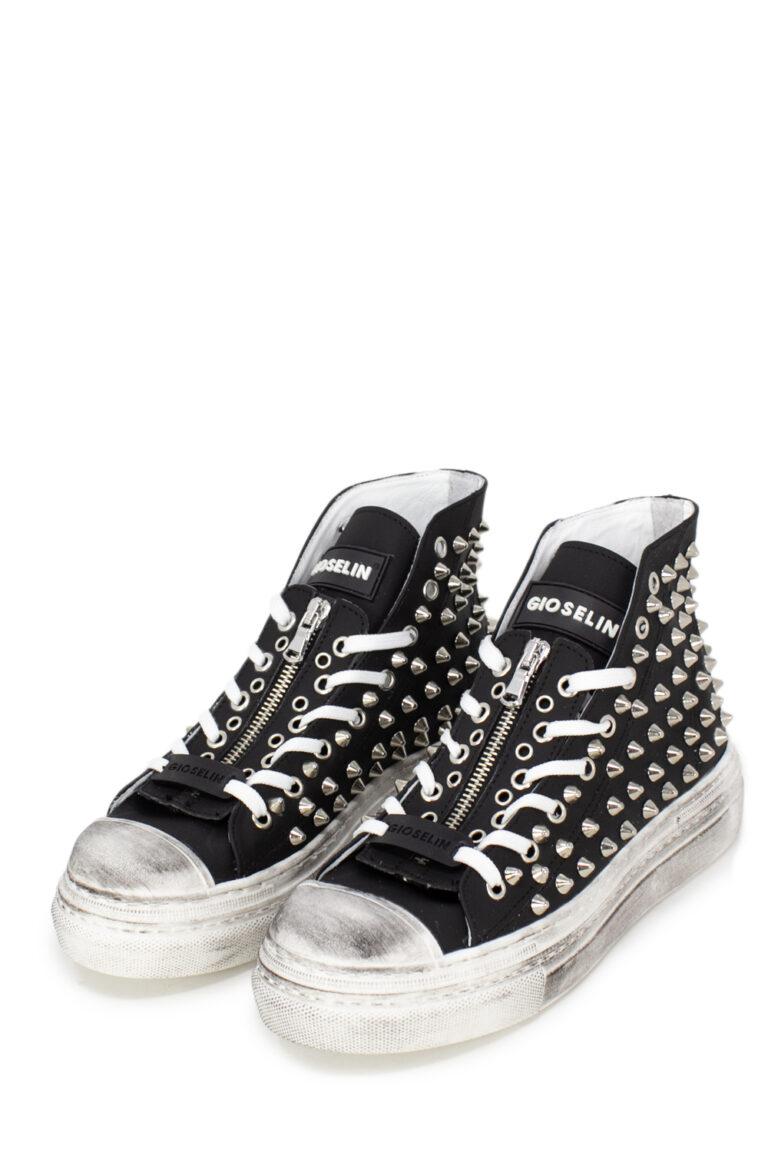 Sneakers Gioselin PLAY BLACK Nero - Foto 1