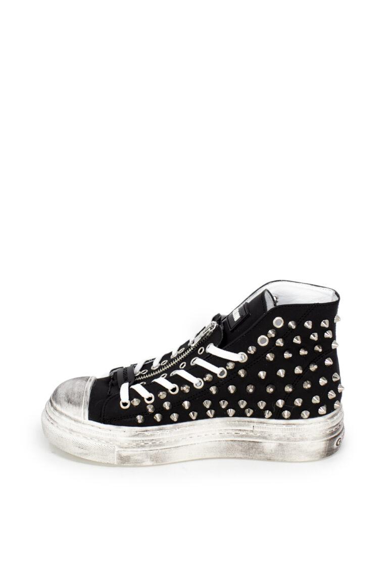 Sneakers Gioselin PLAY BLACK Nero - Foto 3