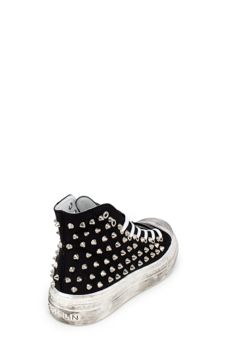 Sneakers Gioselin PLAY BLACK Nero - Foto 4