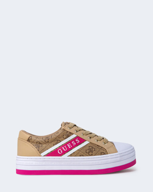 Sneakers Guess BARONA ACTIVE Beige – 67914