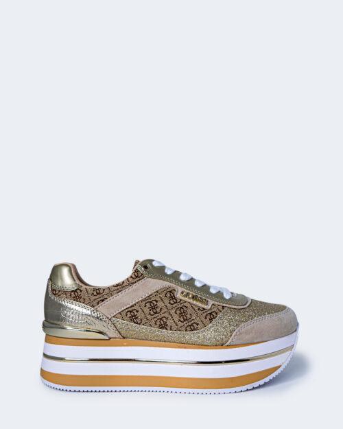 Sneakers Guess HANSIN Beige – 66477