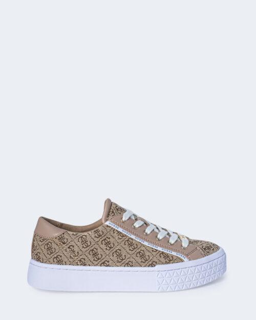 Sneakers Guess PARDIE Beige – 66472