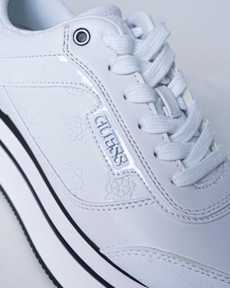 Sneakers Guess HANSIN Bianco - Foto 3