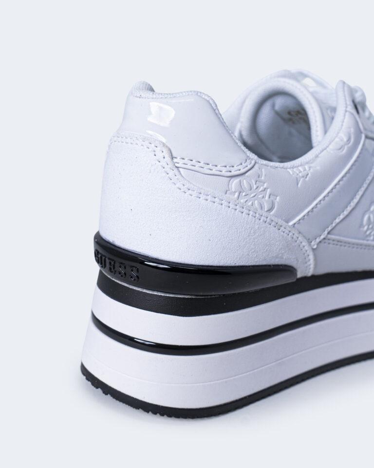 Sneakers Guess HANSIN Bianco - Foto 4