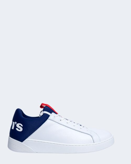 Sneakers Levi's® MULLET Bianco – 62540