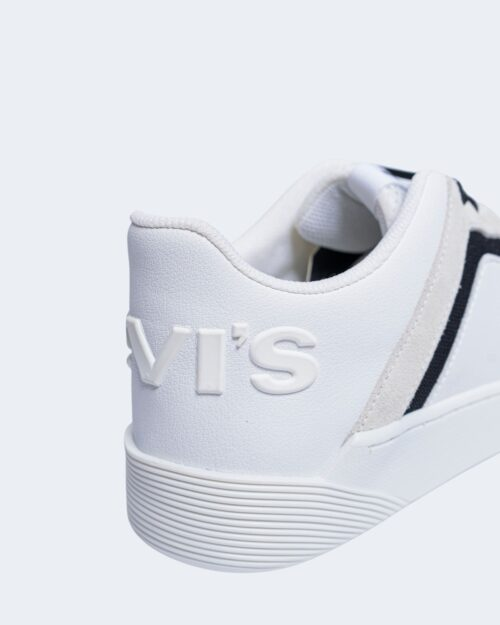 Sneakers Levi's® MULLET S 2.0 Bianco - Foto 3