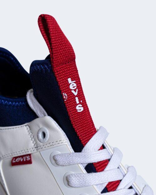 Sneakers Levi's® SLATE PLUS Bianco - Foto 3