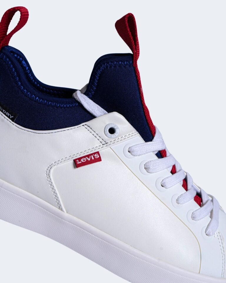 Sneakers Levi's® SLATE PLUS Bianco - Foto 4
