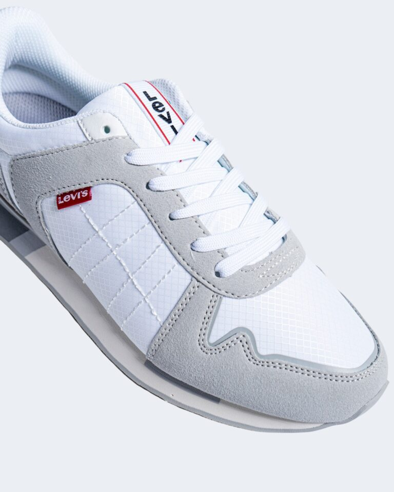 Sneakers Levi's® WEBB Bianco - Foto 3