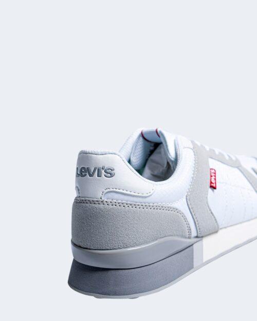 Sneakers Levi's® WEBB Bianco - Foto 4