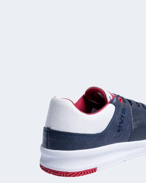 Sneakers Levi's® TOYONAL Blu - Foto 4