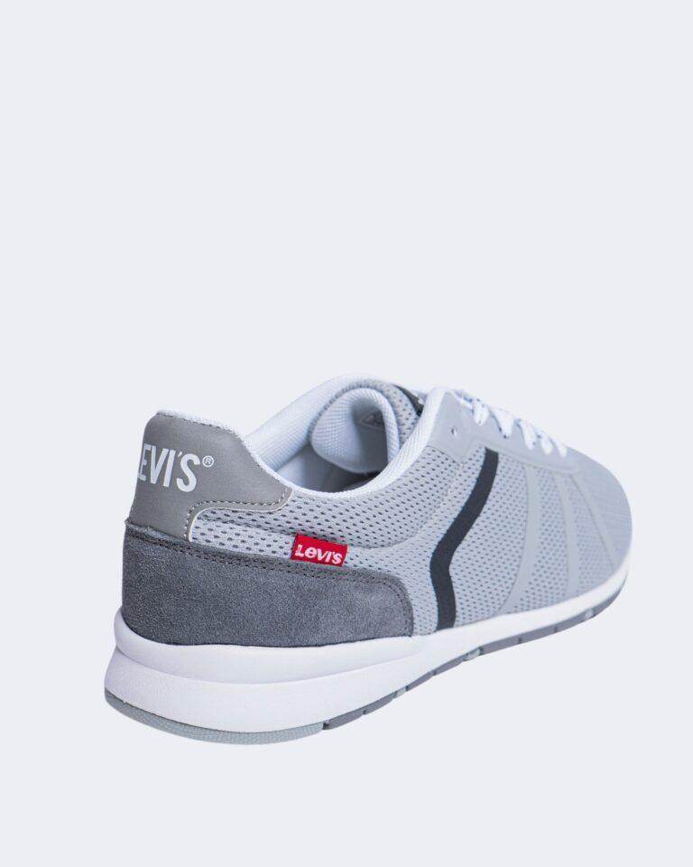 Sneakers Levi's® Performance Grigio Chiaro - Foto 3