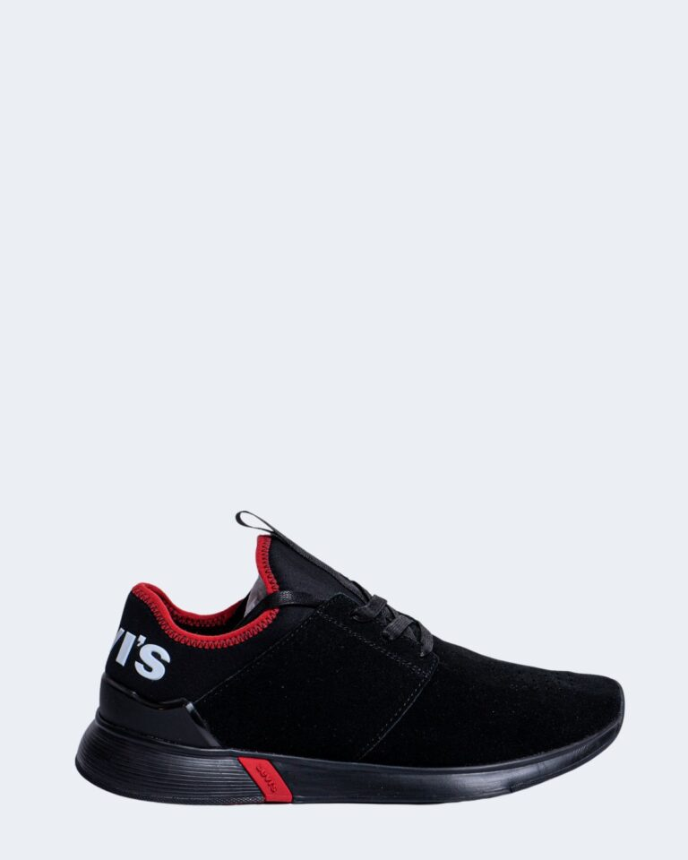 Sneakers Levi's® BURN 2.0 Nero - Foto 1