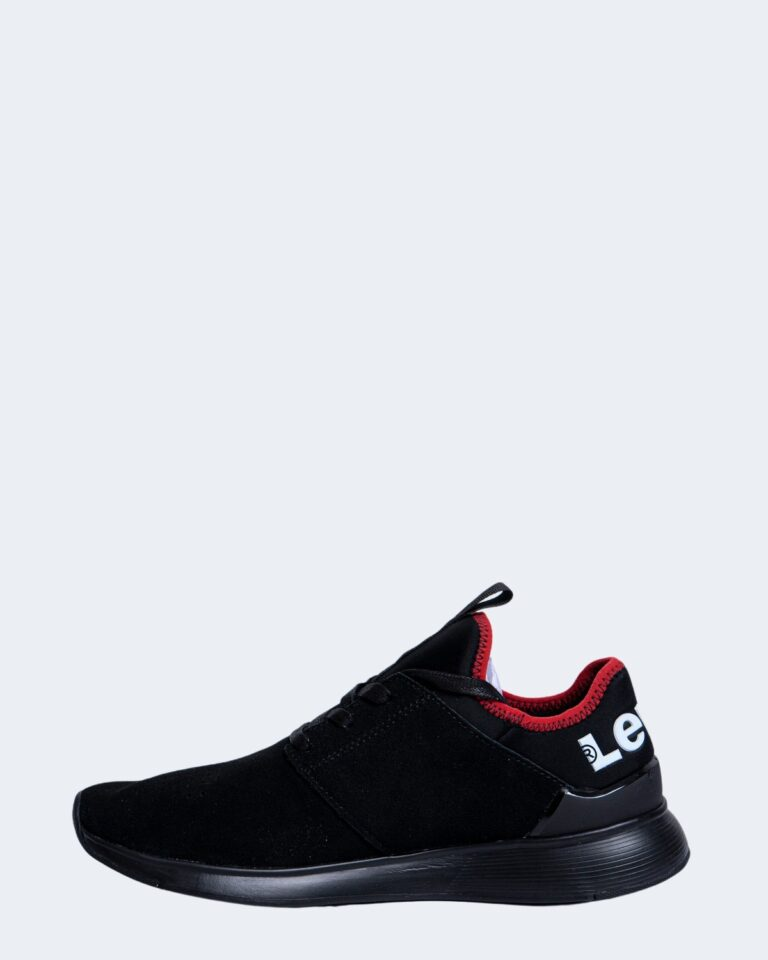 Sneakers Levi's® BURN 2.0 Nero - Foto 2